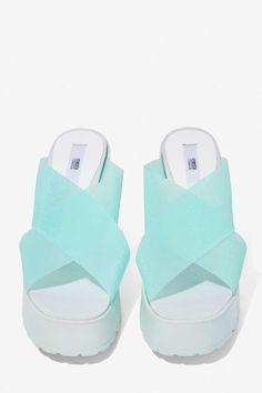 Miista Rolanda Platform Sandals - Shoes | Sandals | Platforms | Heels | Miista