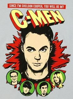 I love Sheldon!