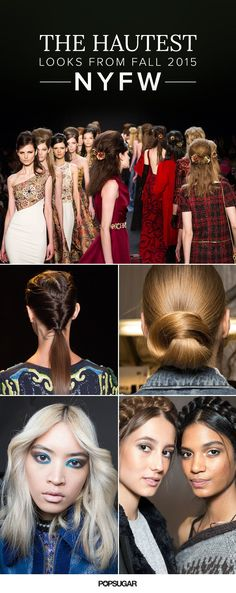 ICYMI: Every Stunning Beauty Trend From New York Fashion Week
