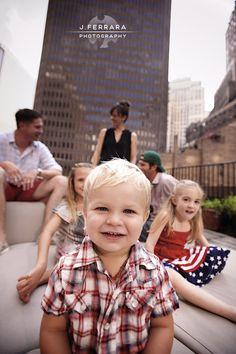 NYC Lifestyle | Rooftop Photo Shoot | NY Portrait Photographer | www.jamesferrara.com