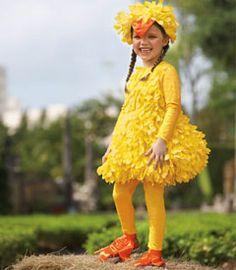 spring chicken costume