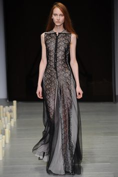 Marios Schwab Fall 2014 RTW - Review - Fashion Week - Runway, Fashion Shows and Collections - Vogue