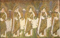 pintura del arte paleocristiano - Buscar con Google