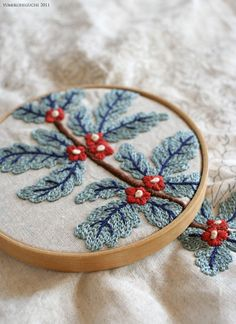 Embroidery2011秋2