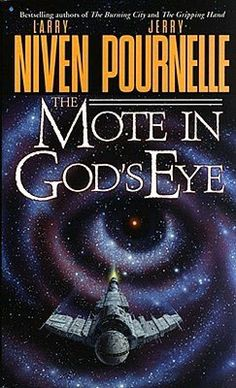 The Mote in God's Eye é um dos melhores livros de ficção científica que já li.