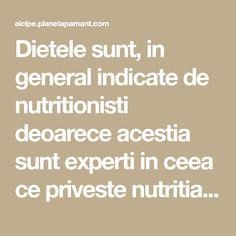 Dietele sunt, in general indicate de nutritionisti deoarece acestia sunt experti in ceea ce priveste nutritia adaptata organismului. Este foarte important ca inainte de initierea unei diete nutritive, sa stim care sunt parametrii pe care trebuie sa ii urmarim pentru a obtine cele mai bune rezultate. De asemenea, sanatatea este extrem de importanta daca luamRead More Math Equations, Cardiology