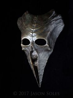 Night Mask CREATURE by Midgard Couture