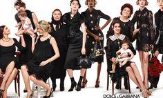 Dolce&Gabbana ya tiene su nueva colección para otoño - http://www.siguelamoda.com/dolcegabbana-ya-tiene-su-nueva-coleccion-para-otono.html