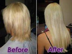 Medizines: 10 Ways to Grow Long Hair Fast