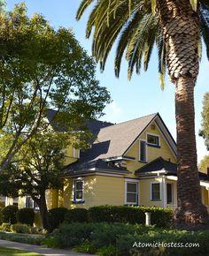 Old Town Orange, CA - gorgeous!