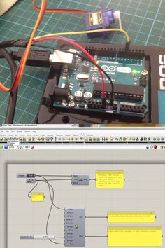 Control Servo with Firefly - Grasshopper