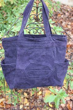 Large Purple bag
