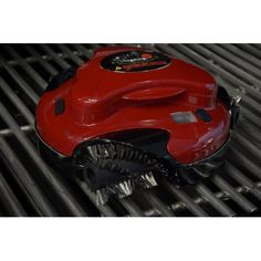 Grillbot GBU101 rengøringsrobot rød