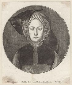 Eleanor Brandon, daughter of Princess Mary Tudor and Charles Brandon, Duke of Suffolk