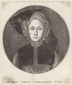 Eleanor Brandon, daughter of Princess Mary Tudor and Charles Brandon, Duke of Suffolk