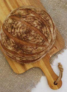 Som ett lantbröd, fast glutenfritt | Blomster&Bakverk