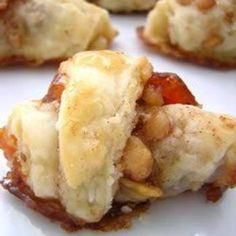 Orange Cranberry Rugelach | Recipe | Cranberries, Orange and Holiday ...