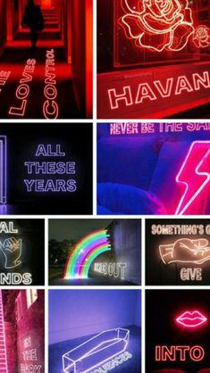 Camilla Cabello's album // neon I love all the songs. Camilla did such a great job!