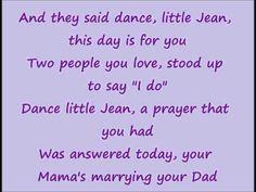 Dance Little Jean with Lyrics-- Nitty Gritty Dirt Band