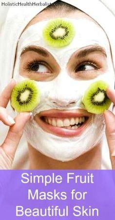 Simple Fruit Masks for Beautiful Skin by sdezi21