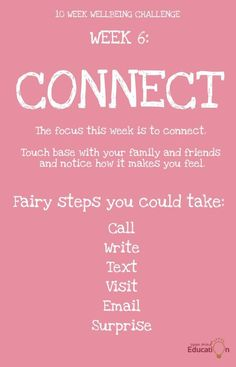 Touch base with your family and friends and notice how it makes you feel. Improve Yourself, Make It Yourself, Challenge Week, Make You Feel, Challenges, Mindfulness, Writing, Education, Feelings