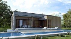 89 Mejores Imagenes De Casas Prefabricadas Modular Homes Concrete