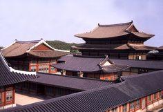 "Korea Traditional Royalpalace ""경복궁"""