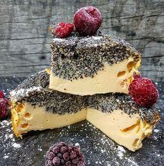 Mohn - Cheesecake