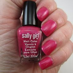 Lustrous Lacquer: Sally Girl - Curfew