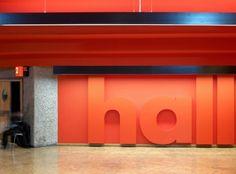 Barbican Arts Centre - sinalizar