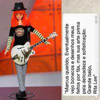 BONECOS DO BABY: Rita Lee curtiu a sua boneca by Marcus Baby => http://www.bonecosdobaby.blogspot.com.br/2015/05/rita-lee-curtiu-sua-boneca-by-marcus.html