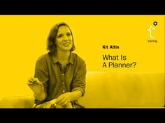 What Is A Planner? - YouTube