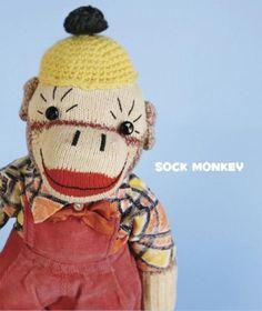 Sock Monkey note cards by  Arne Svenson & Ron Warren