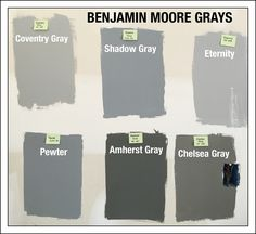 1000 ideas about chelsea gray on pinterest benjamin for Benjamin moore pewter 2121 30