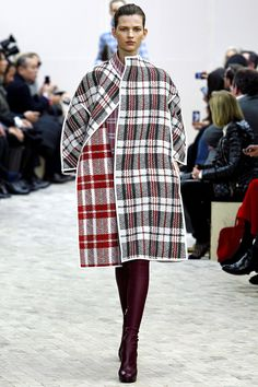 The Ugly Fashion Items That Became Cool, Yes We Included the Bum Bag #celine #fashionweek #runway #check #tartan #red #blue