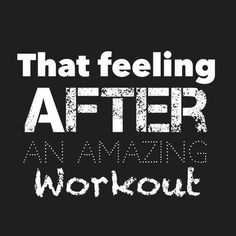 Best feeling in the world #Fitness #Motivation