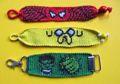 Applehead: Knot Bracelets 01