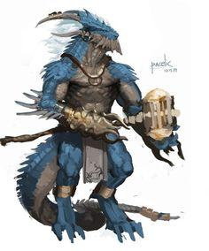 Dragon Warrior by Pacelic on deviantART: