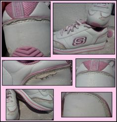 Epic Fail, Sketchers, epic fail. I can't believe these shoes were only worn TWICE!