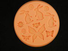 Silikonform Ostern von Luflom-Design auf DaWanda.com