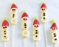 13 CUTE AND HEALTHY CHRISTMAS SNACKS FOR KIDS