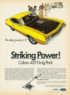 1970 Ford Torino GT Cobra 429 SportsRoof | Flickr - Photo Sharing!