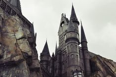 Hogwarts -- use some of the architecture?