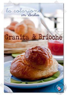 """Bolli bolli pentolino: Le brioches """"col tuppo""""per la granita siciliana alla fragola"""