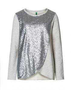 Long sleeve jumper - SWEATSHIRTS - AUTUMN/WINTER - WOMAN