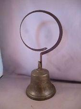 a Fine Antique Shop or Servants Bell - Door Bell & ANTIQUE BRASS SPRING LOADED SERVANTS SHOP DOOR BELL | Bells ...