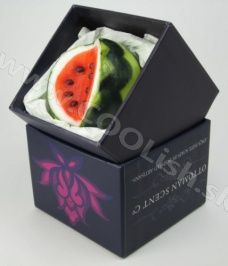 Handmade Fruit Soap Baby Watermelon also a gift for Bri! Pure Soap, Kitchen Necessities, Fresh Fruit, Mocha, Watermelon, Decorative Boxes, Gift Wrapping, Shapes, Pure Products