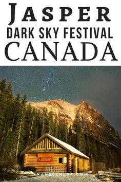 Above me a black-velvet canopy extends to the horizon. As my eyes adjust I gasp: stars constellations like Ursa Major planets and the Milky Way swirl above. Visit Canada, Ski Canada, Canada Trip, Photography Workshops, Travel Photography, Canada Destinations, Ursa Major, Canadian Travel, Nocturnal Animals