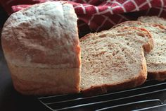 This homemade potato bread recipe makes a pillowy soft loaf that's perfect for slicing. It stays soft and fresh for days; make a loaf or two over the weekend and you'll have fresh sandwich bread all week. Homemade Sandwich Bread, Potato Sandwich, Sandwich Bread Recipes, Potato Bread, Artisan Bread Recipes, Yeast Bread Recipes, Flour Recipes, Homemade Bread Without Yeast, No Knead Bread