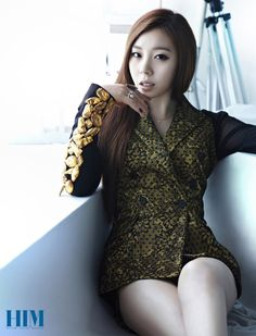 Ladies' Code Ashley
